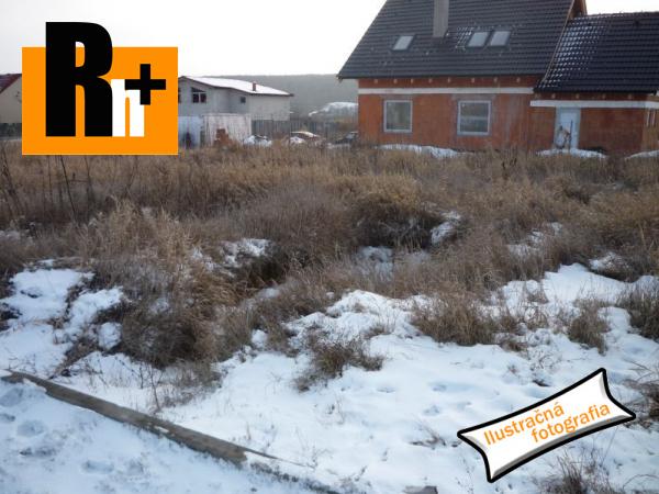 Foto Na predaj Mošovce pozemok pre bývanie - TOP ponuka