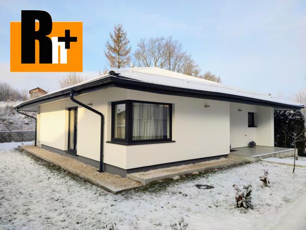 Foto Na predaj rodinný dom Žilina Trnové 4-izbový bungalov - so zariadením - rezervované