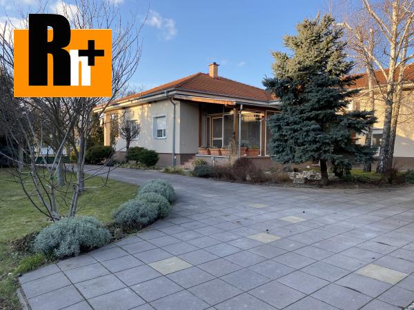 Foto Na predaj rodinný dom Iža s bazénom - exkluzívne v Rh+