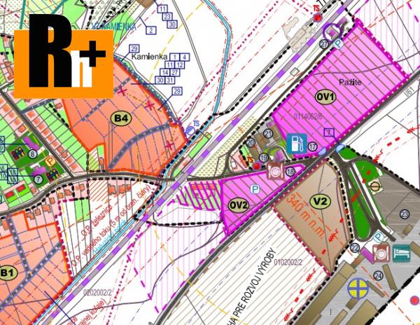 Foto Na predaj Trenčianske Bohuslavice pozemok pre komerčnú výstavbu