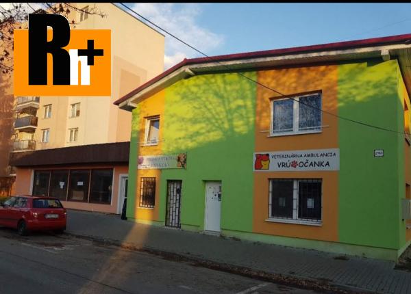 Foto Administratívna budova na predaj Vrútky - TOP ponuka