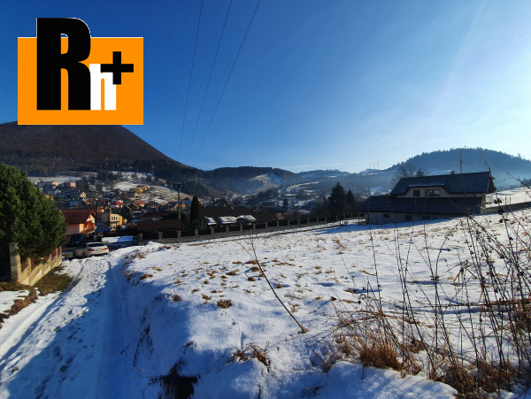 Foto Snežnica 1081m2 pozemok pre bývanie na predaj - TOP ponuka