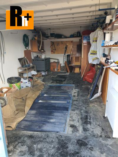 Na predaj garáž jednotlivá Martin - exkluzívne v Rh+