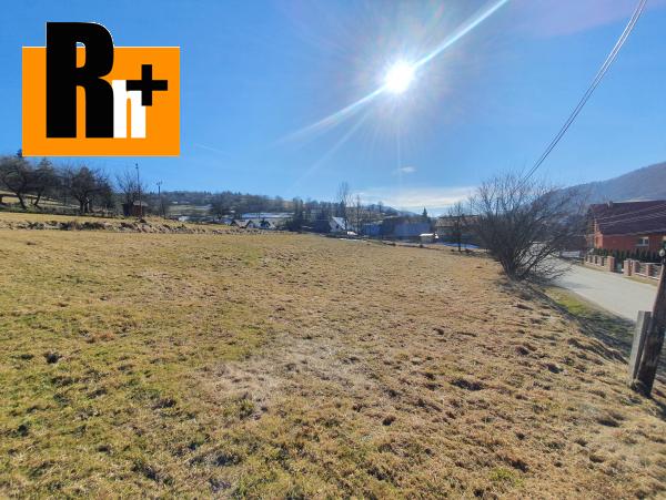 Foto Terchová 695m2 pozemok pre bývanie na predaj - TOP ponuka