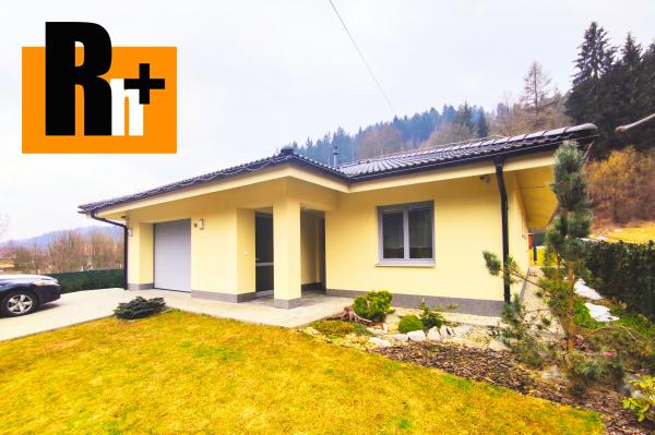 Foto Svederník Žilina - 4-izbový s garážou rodinný dom na predaj - rezervované