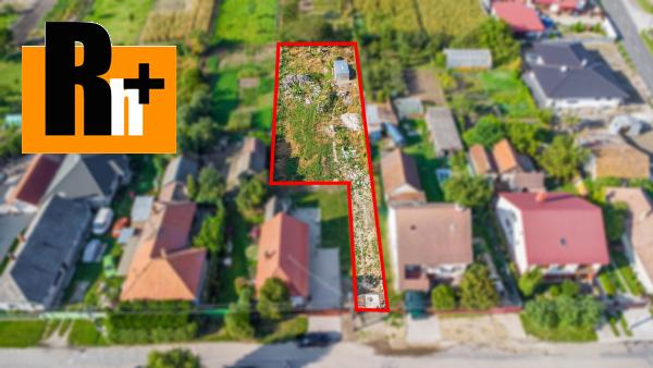 Foto Na predaj Horné Mýto ***500m2*** pozemok pre bývanie - TOP ponuka