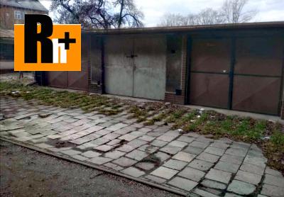 Ostrava Moravská a Přívoz Jílová na prodej komerční objekt - ihned k dispozici