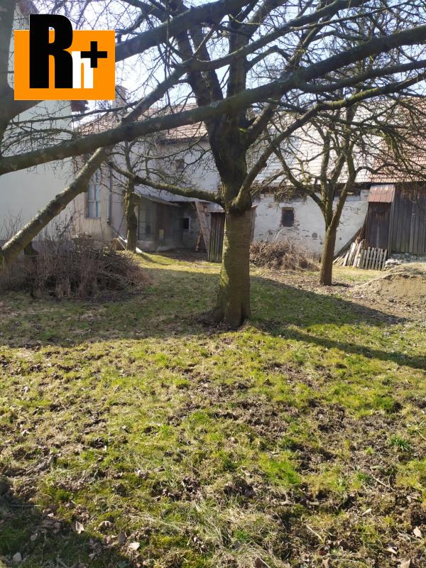 Foto Rodinný dom na predaj Horná Štubňa - TOP ponuka