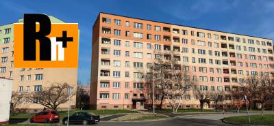 Na prodej byt 3+1 Ostrava Dubina Aloise Gavlase - družstevní