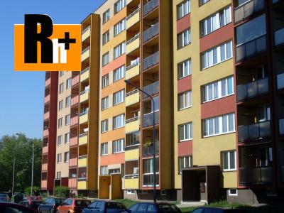 Byt 1+1 Ostrava Moravská a Přívoz na prodej - osobní vlastníctvi