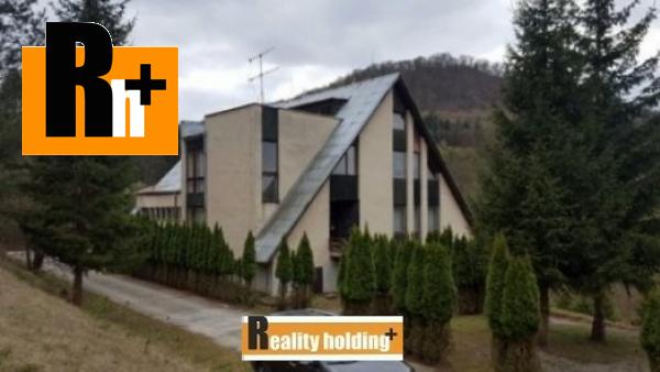 Foto Beluša - Belušské Slatiny hotel na predaj - znížená cena