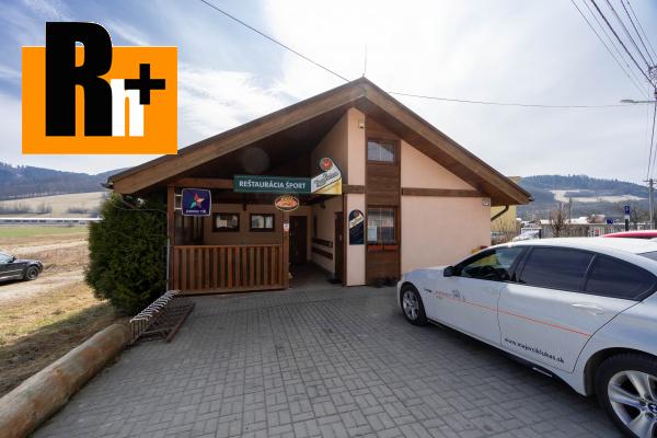 Foto Reštaurácia na predaj Maršová-Rašov s ubytovaním - TOP ponuka