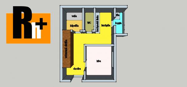 Foto Na predaj Martin 1 izbový byt - TOP ponuka