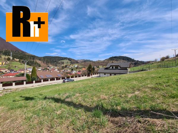 Foto Snežnica 1081m2 pozemok pre bývanie na predaj - rezervované