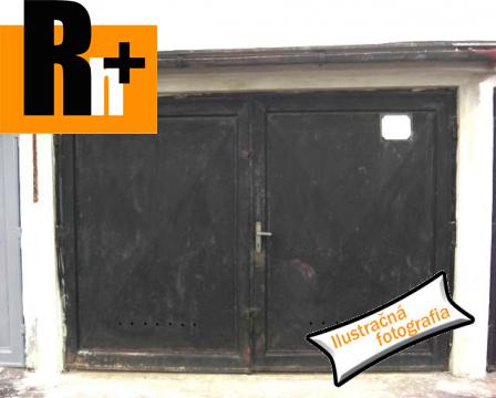 Foto Martin garáž hromadná na predaj - novostavba