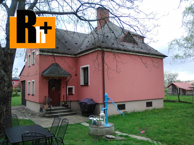 Rodinný dům Frýdek-Místek Místek na prodej - s garáží