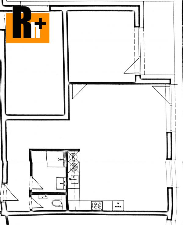 4. obrázok 2 izbový byt Martin na predaj