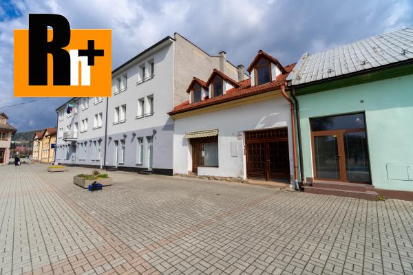 Foto Kysucké Nové Mesto Námestie v centre obchodné priestory na predaj - TOP ponuka