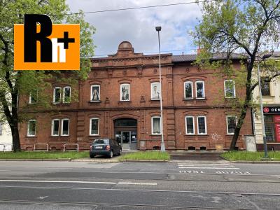 Na prodej komerční objekt Ostrava Moravská a Přívoz Nádražní - exkluzívně v Rh+