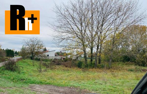 Foto Kráľovičove Kračany ***NOVINKA*** pozemok pre bývanie na predaj - TOP ponuka