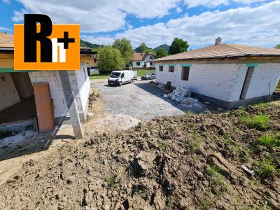 Na predaj rodinný dom Teplička nad Váhom 600m2 NA KĽÚČ - vo výstavbe