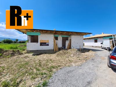 Na predaj rodinný dom Teplička nad Váhom 600m2 NA KĽÚČ - vo výstavbe 2