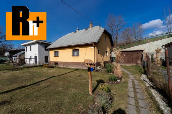 Foto Rodinný dom Žilina Rosinky na predaj - exkluzívne v Rh+
