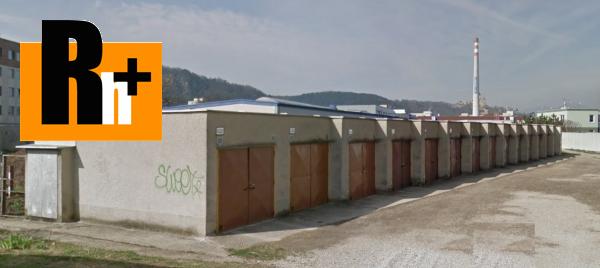 Foto Trenčín Pred poľom garáž jednotlivá na predaj - exkluzívne v Rh+