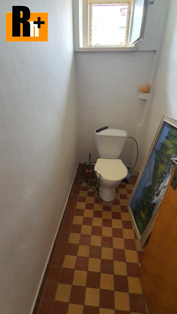 27. obrázok Na predaj rodinný dom Sučany
