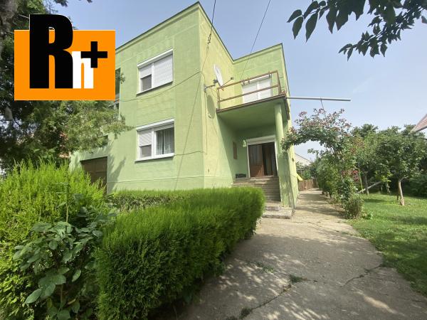 Foto Hurbanovo - Bohatá ***NOVINKA*** rodinný dom na predaj - rezervované