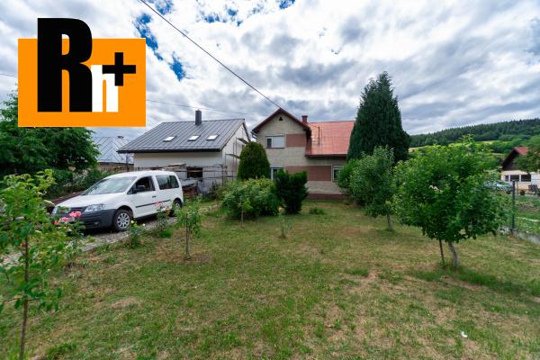 Foto Hvozdnica 1388m2 pozemok rodinný dom na predaj - rezervované