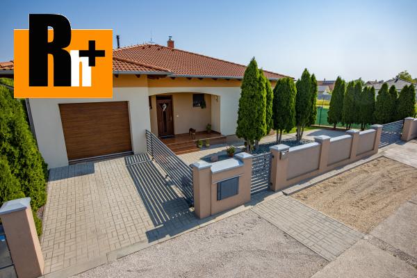 Foto Horná Potôň **ÚP: 168m2, PP: 1200m2*** rodinný dom na predaj - TOP ponuka