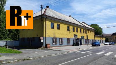 Na prodej komerční objekt Ostrava Svinov - cihlová stavba