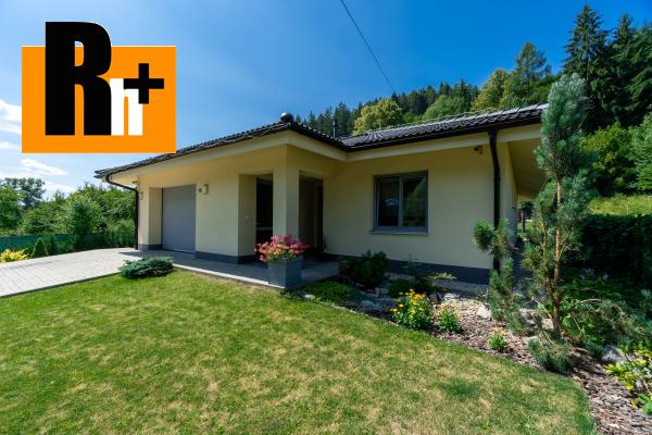 Foto Rodinný dom na predaj Svederník Novostavba pozemok 1150m2 - exkluzívne v Rh+