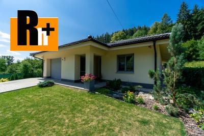 Rodinný dom na predaj Svederník Novostavba pozemok 1150m2 - exkluzívne v Rh+