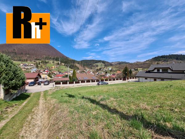 Foto Na predaj pozemok pre bývanie Snežnica 1081m2 - TOP ponuka