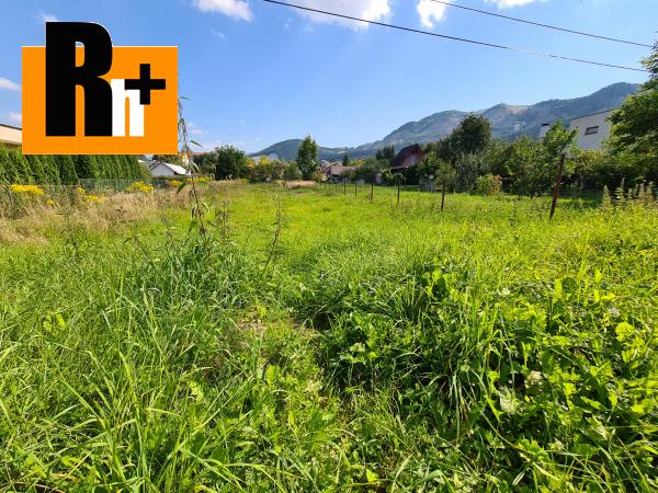 Foto Stráňavy 1000m2 na predaj pozemok pre bývanie - exkluzívne v Rh+