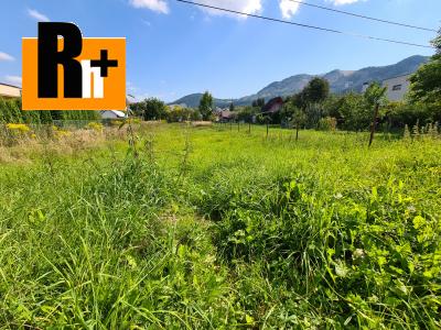 Stráňavy 1000m2 na predaj pozemok pre bývanie - exkluzívne v Rh+