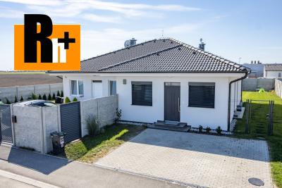 Miloslavov ***ZP: 93m2, PP: 229m2*** na predaj rodinný dom - TOP ponuka