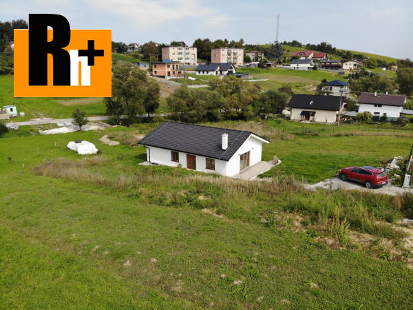 Foto Rodinný dom Podhorie Novostavba 705m2 na predaj - TOP ponuka