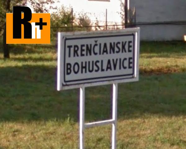 Foto Trenčianske Bohuslavice - 8 ha ! pozemok pre bývanie na predaj
