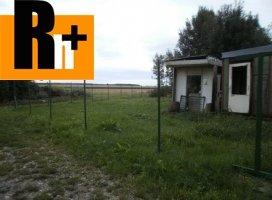 Pozemok pre komerčnú výstavbu na predaj Pezinok