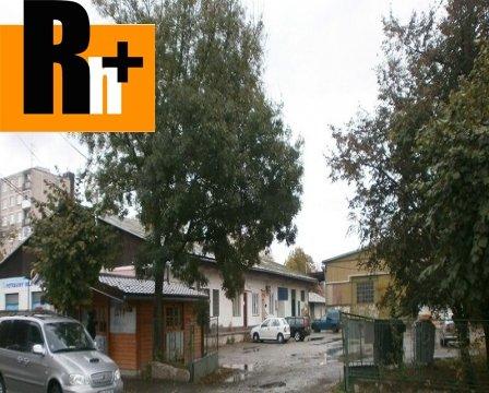 Foto Priemyselný areál Sobrance na predaj