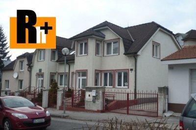 Administratívna budova na predaj Bratislava-Staré Mesto Záhorácka - znížená cena