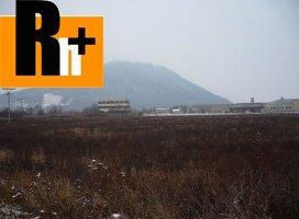 Na predaj Veľký Šariš pozemok pre komerčnú výstavbu