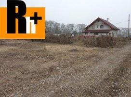 Na predaj Bešeňová intravilán pozemok pre bývanie - 789m2