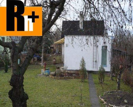 Foto Bratislava-Záhorská Bystrica rekreačný objekt na predaj - TOP ponuka