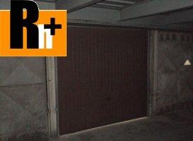Žilina Hliny Hliny garáž jednotlivá na predaj