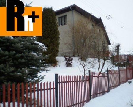 Foto Liptovský Hrádok rodinný dom na predaj