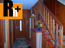 Na predaj Jablonec rodinný dom